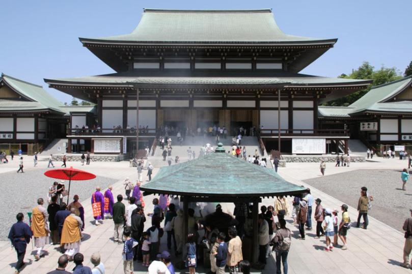 Temple Narita